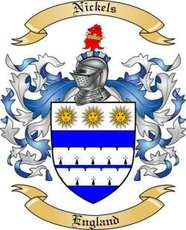 Nickels Family Crest
