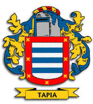 Tapia Family Crest