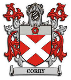 Corry Family Crest