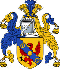 Lapsley Family Crest