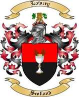 Lowery Family Crest