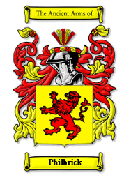 Philbrick Family Crest