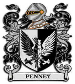 Penney Family Crest