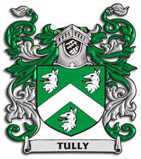 Tully Family Crest