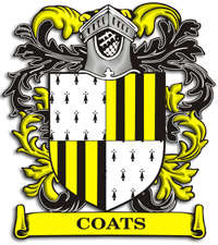 Coats Family Crest