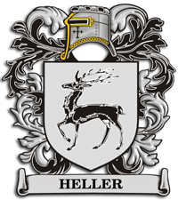 Germany Hill Family Crest