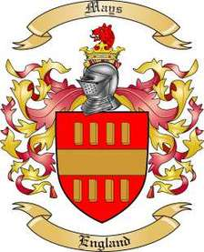 Mays Family Crest