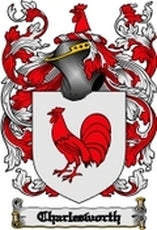Charlesworth Family Crest