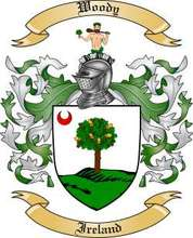 Woody Family Crest