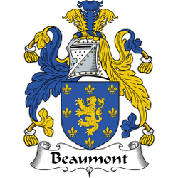 Beaumont Family Crest