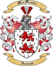 MacMaster Family Crest