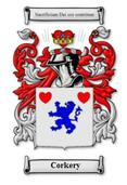 Corkery Family Crest