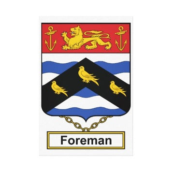 Foreman Family Crest