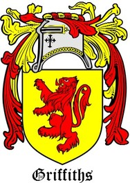 Griffiths Family Crest