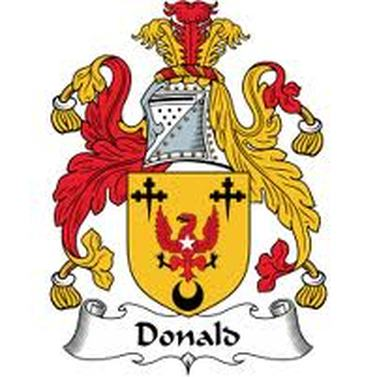 Donald Family Crest