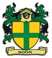 Noon Family Crest