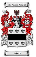 Akers Family Crest