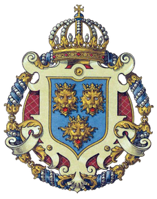 Dalmatia National Arms