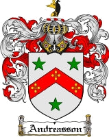 Andreasson Family Crest