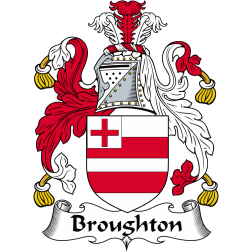Broughton Family Crest