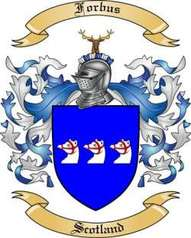 Forbus Family Crest
