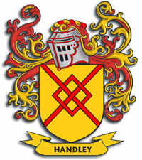 Handley Family Crest