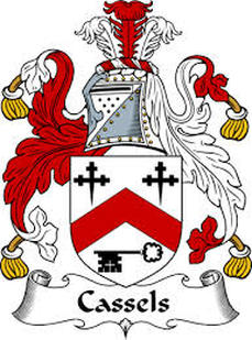 Cassels Family Crest