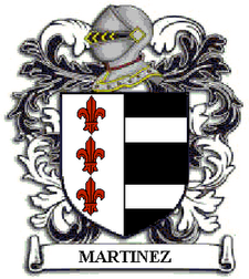 Martinez Family Crest