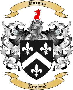 Hargus Family Crest