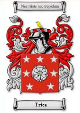 Trice Family Crest