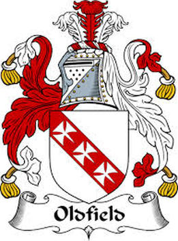 Oldfield Family Crest