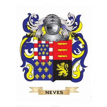 Neves Family Crest