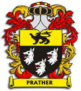 Prather Family Crest