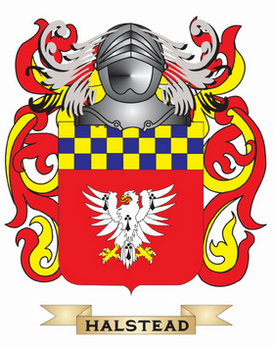 Halstead Family Crest