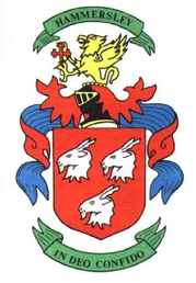 Hammersley Family Crest
