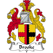 Brooke Family Crest
