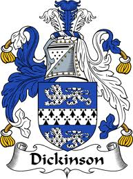 Dickinson Family Crest
