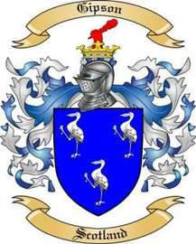 Gipson Family Crest