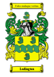 Ludington Family Crest