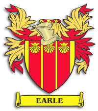 Earle Family Crest