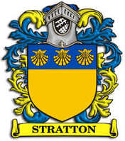 Stratton Family Crest