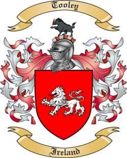 Tooley Family Crest