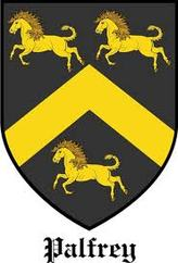 Palfrey Family Crest