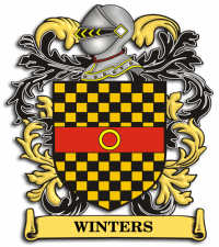 Winters Family Crest