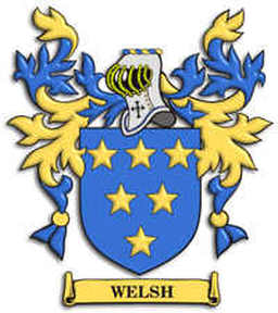 Welsh Family Crest