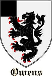 Owens Crest Wales and England
