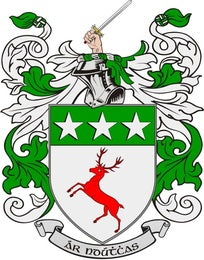 Daughtridge Family Crest