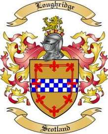 Loughridge Family Crest