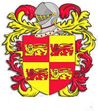Llewelyn Family Crest