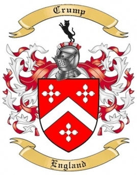 Crump Family Crest